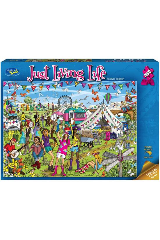 Just Living Life: Festival Sea...