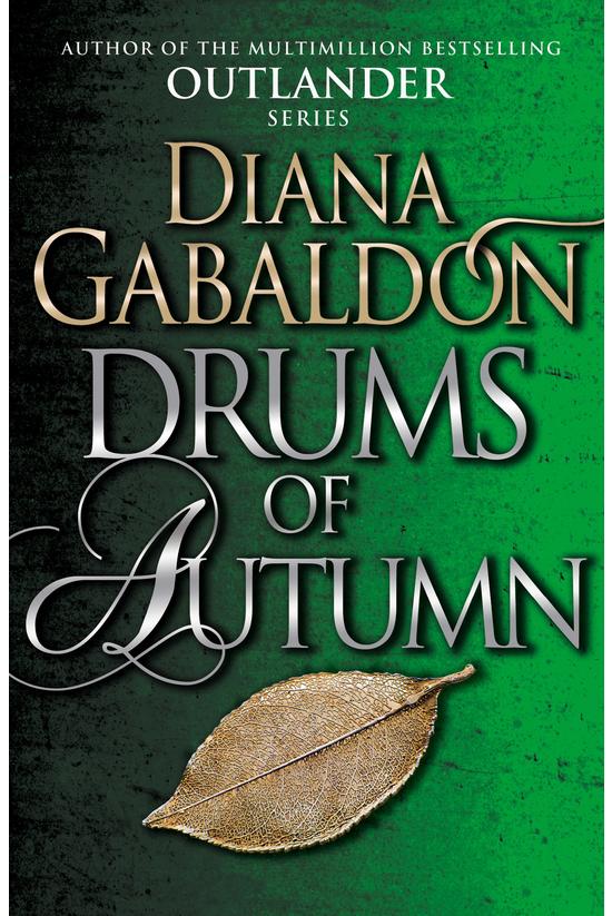 Outlander #04: Drums Of Autumn