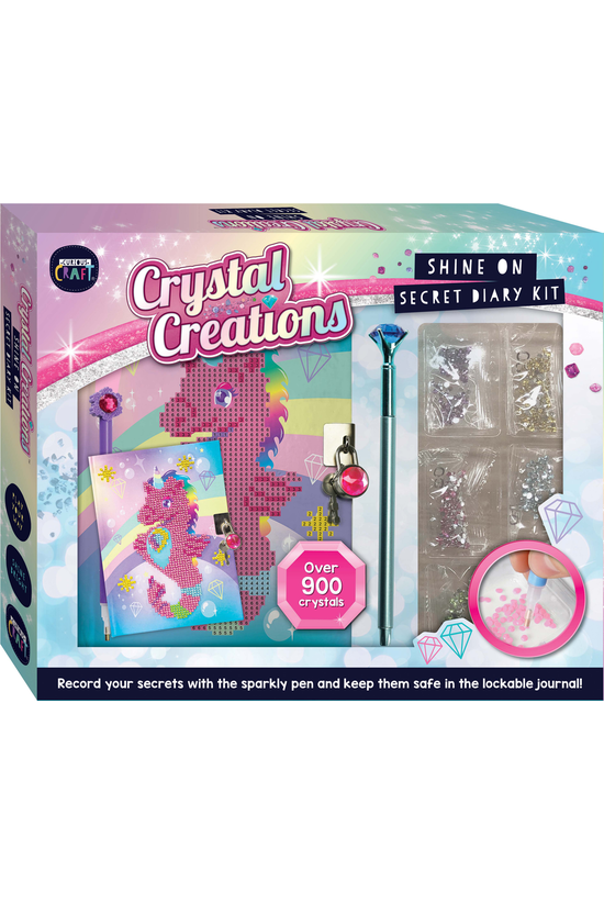 Curious Craft: Crystal Creatio...