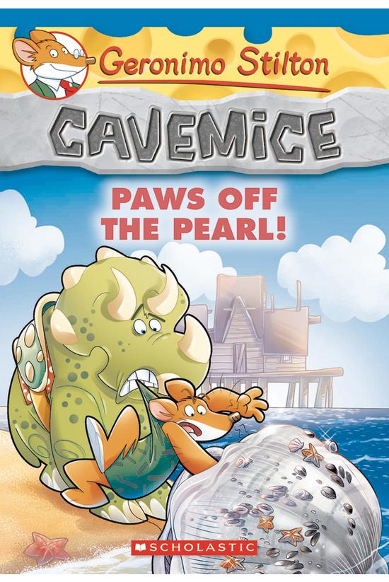 Geronimo Stilton: Cavemice #12...