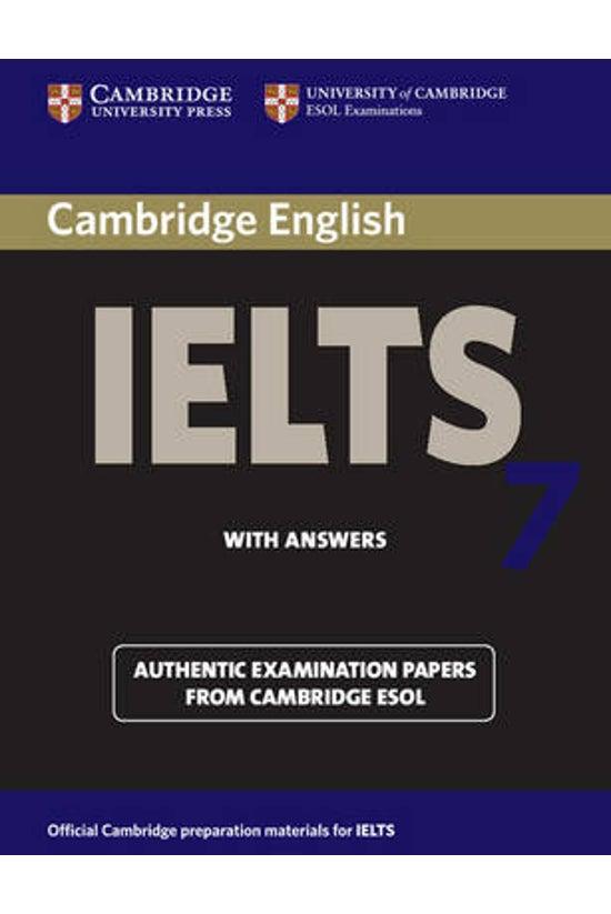 Cambridge Ielts 7 Student's Bo...