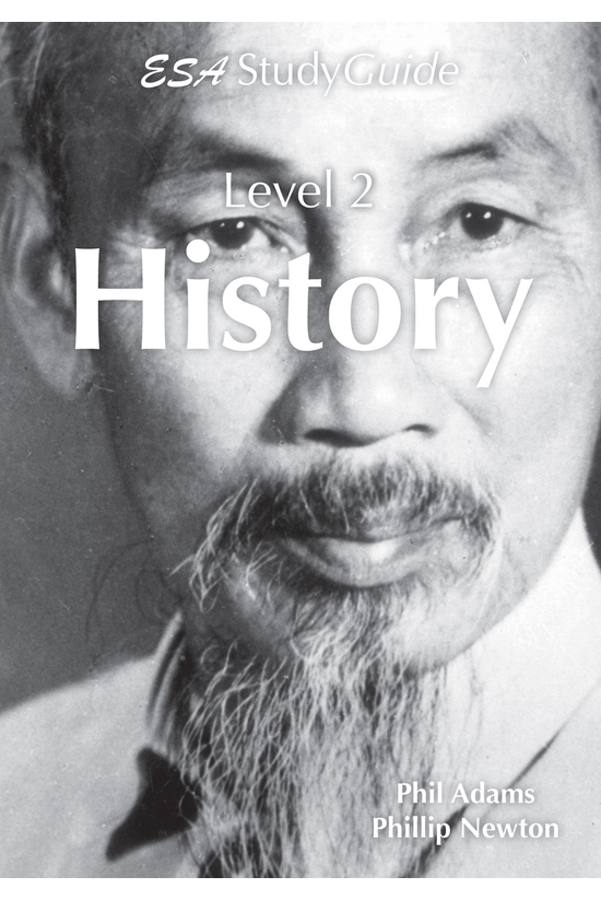 Sg Esa Ncea Level 2 History St...