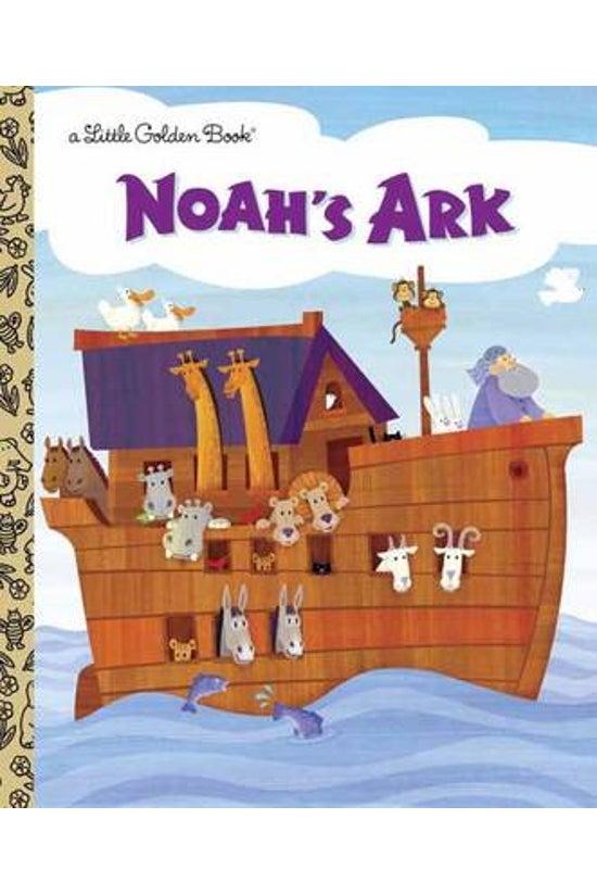 Little Golden Book: Noah's Ark