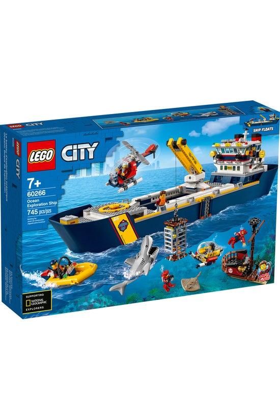 Lego City: Ocean Exploration S...