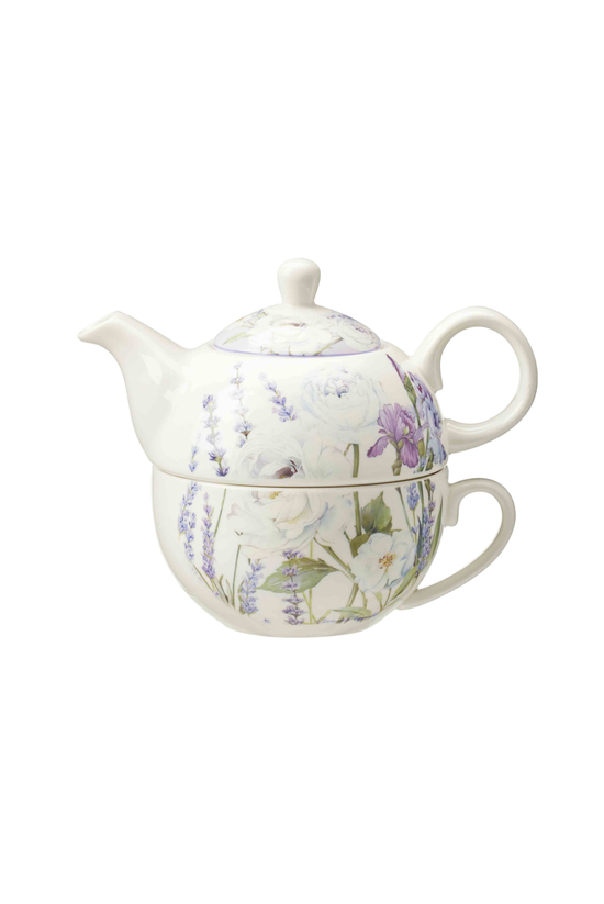 Lavender Garden Tea For One