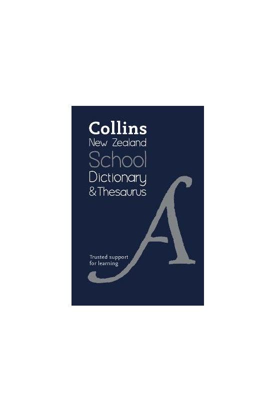 Collins New Zealand School Dic...