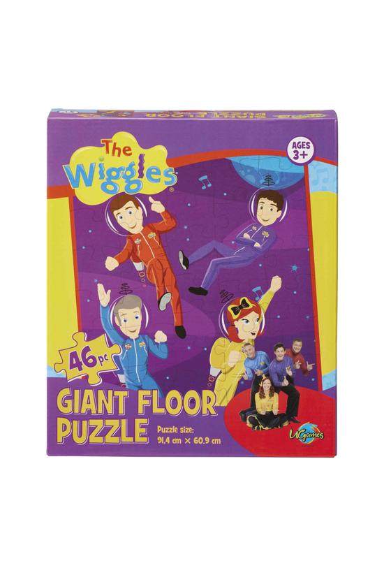 The Wiggles 46 Piece Floor Puz...