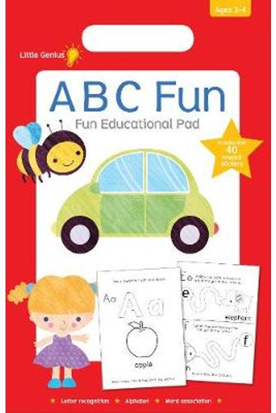 Little Genius Small Pad: Abc F...