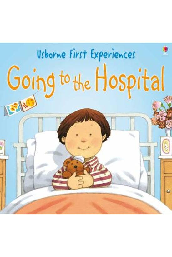 Usborne First Experiences: Goi...
