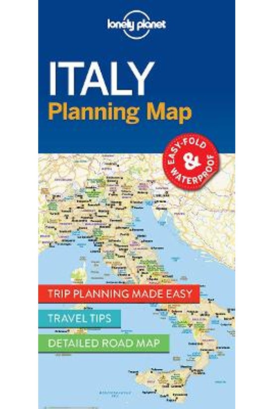 Lonely Planet Italy Planning M...
