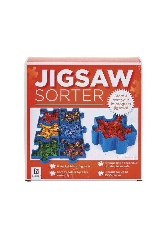Hinkler Jigsaw Sorter