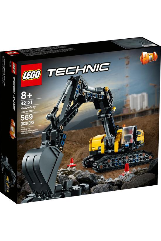 Lego Technic: 2-in-1 Heavy-dut...