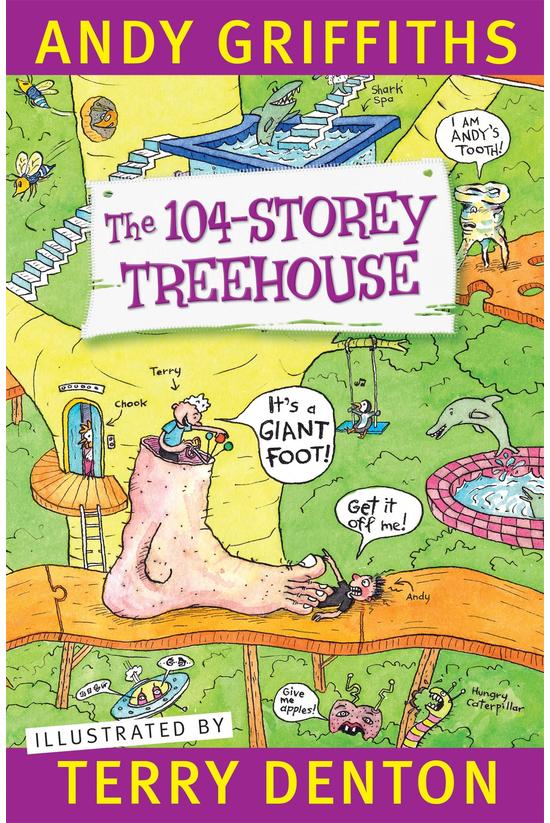 Treehouse #08: The 104-storey ...