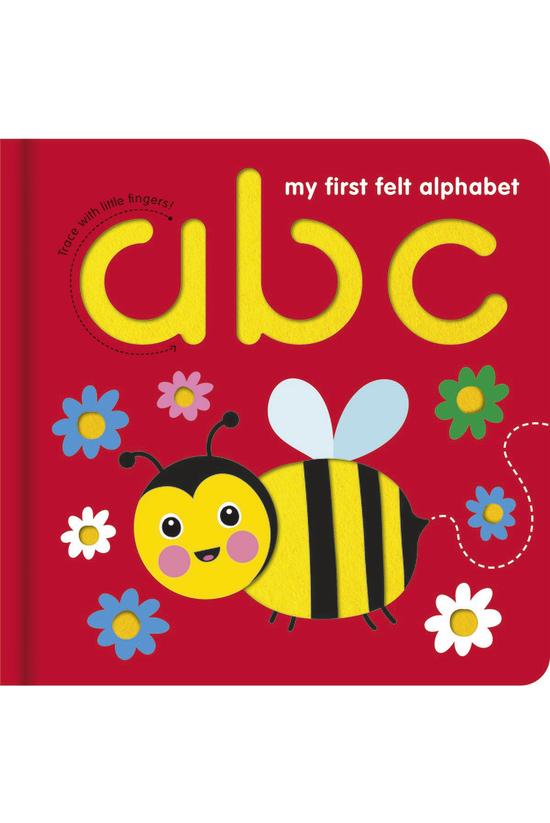 Chunky Felt Books: Abc