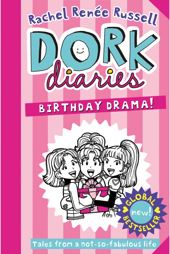 Dork Diaries #13: Birthday Dra...