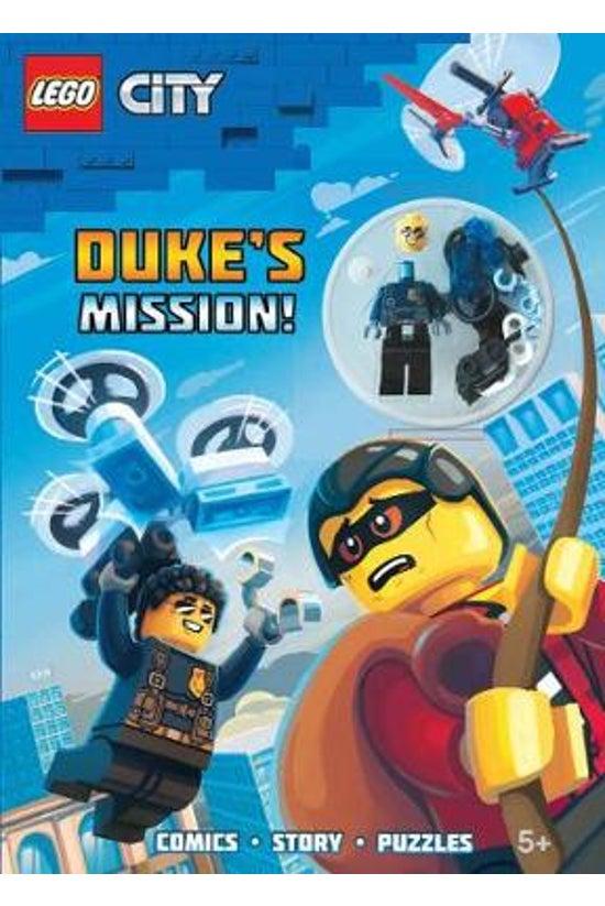Lego City: Duke's Mission