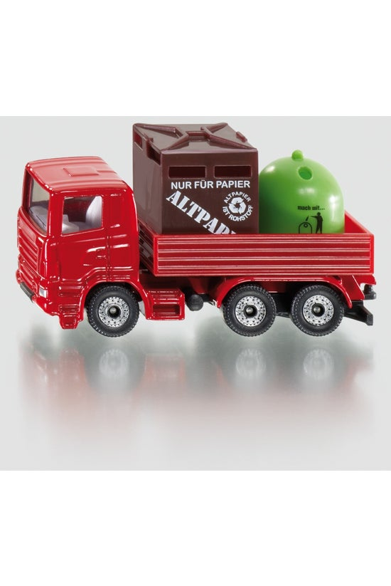 Siku Recycling Transporter