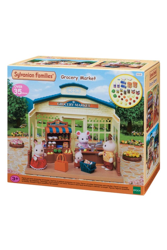 Sylvanian Families Grocery Mar...