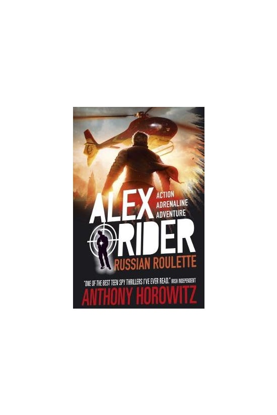 Alex Rider #10: Russian Roulet...