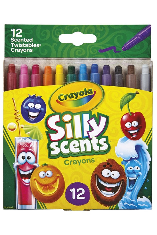Crayola Sillyscents Twistable ...