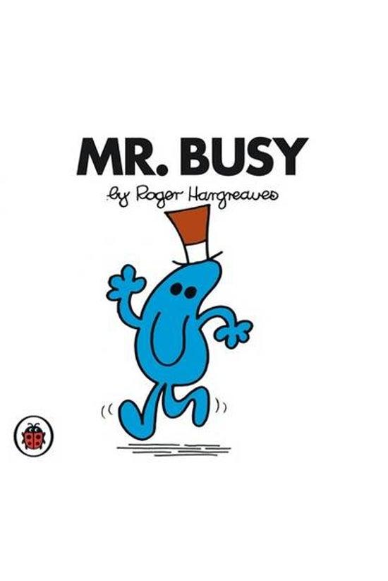 Mr. Men #38: Mr. Busy