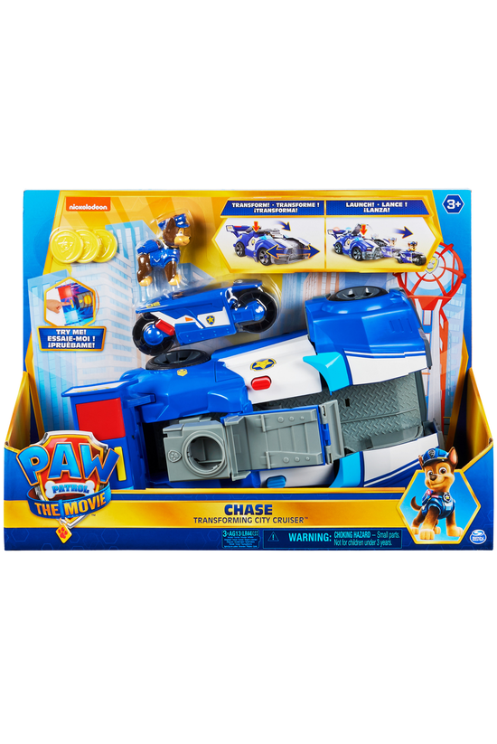 Paw Patrol: The Movie Chase Tr...