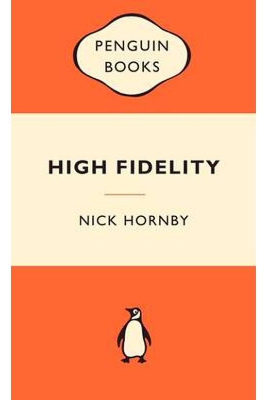 Popular Penguin: High Fidelity