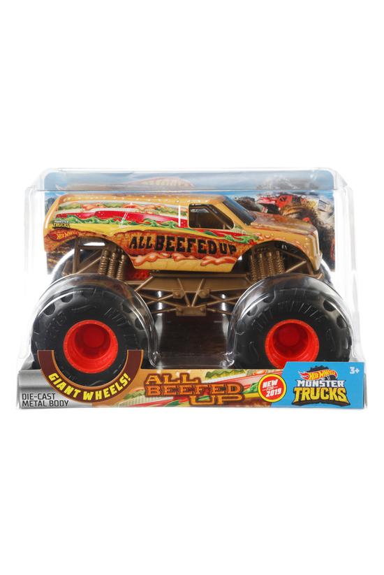 Hot Wheels Monster Trucks 1:24...