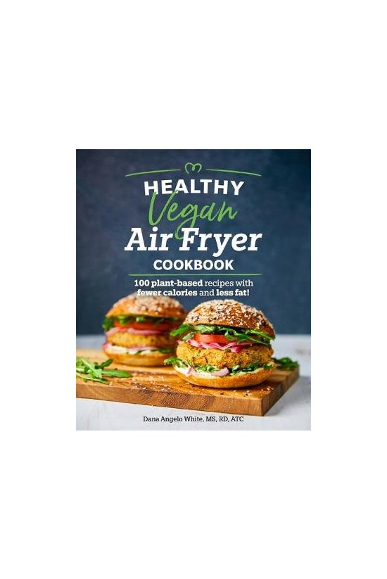 Healthy Vegan Air Fryer Cookbo...