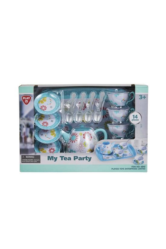 Playgo My Tea Party Set 14 Pie...