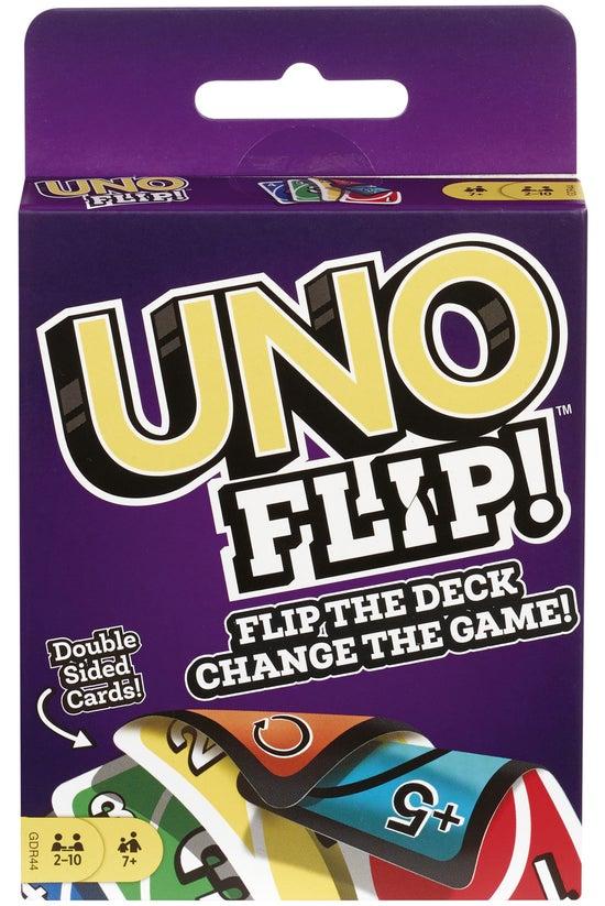 Uno Flip Card Game
