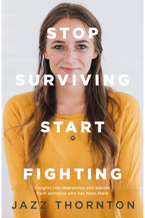 Stop Surviving Start Fighting