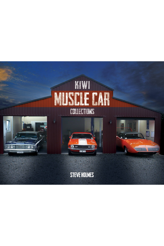 Kiwi Muscle Car Collections