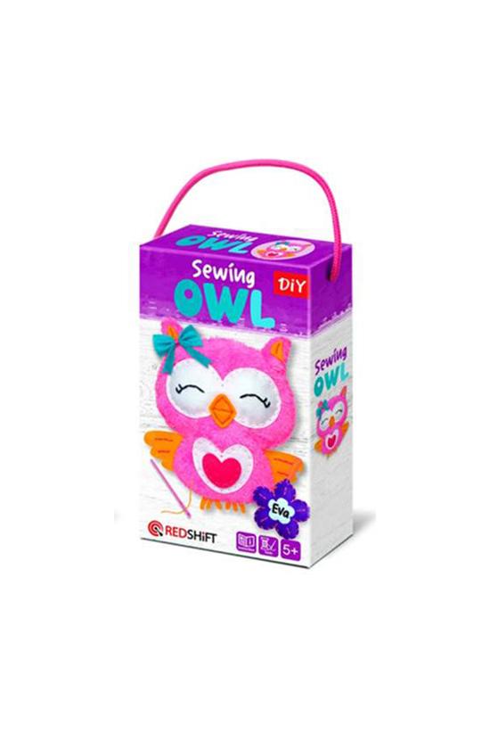 Sewing Animal Owl Diy Kit