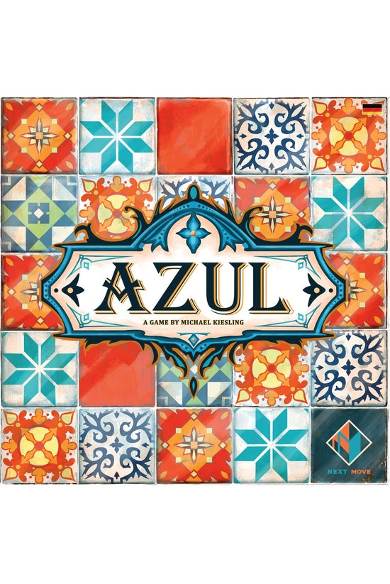 Azul Tile Game