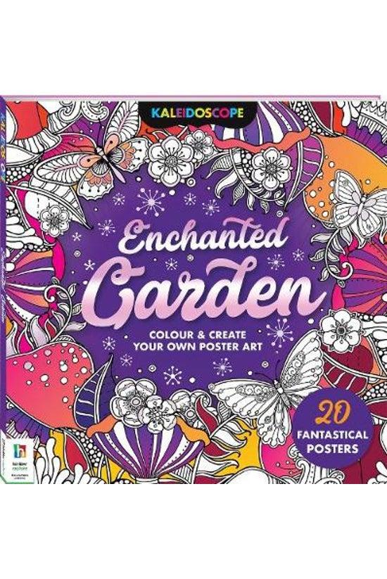 Kaleidoscope Colouring: Enchan...