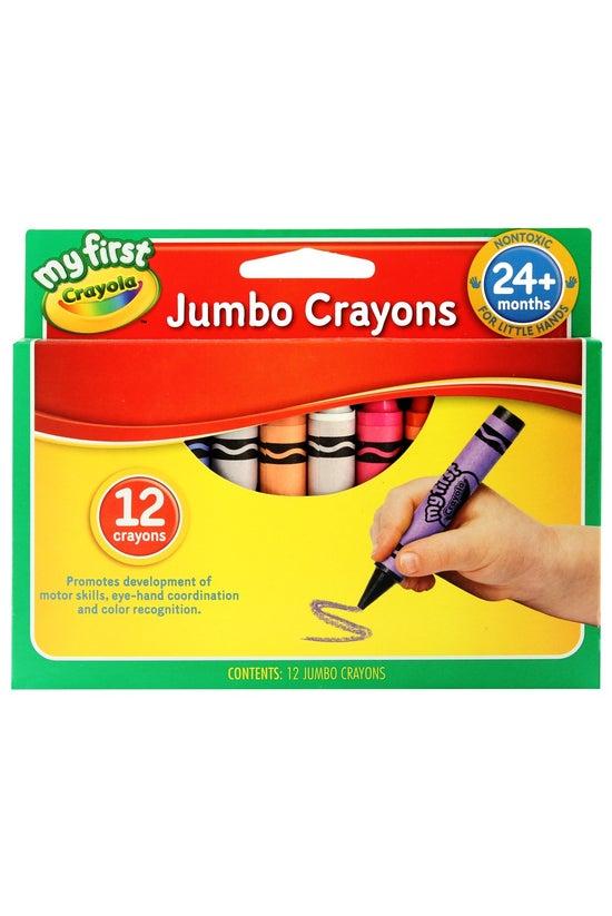 My First Crayola Jumbo Crayons...
