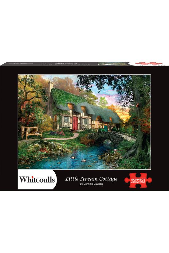 Whitcoulls 1000 Piece Jigsaw L...