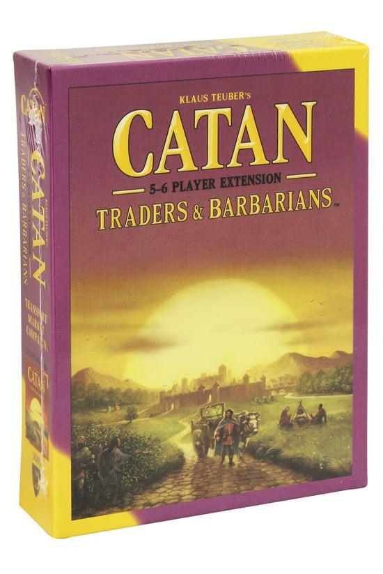 Catan: Traders And Barbarians ...