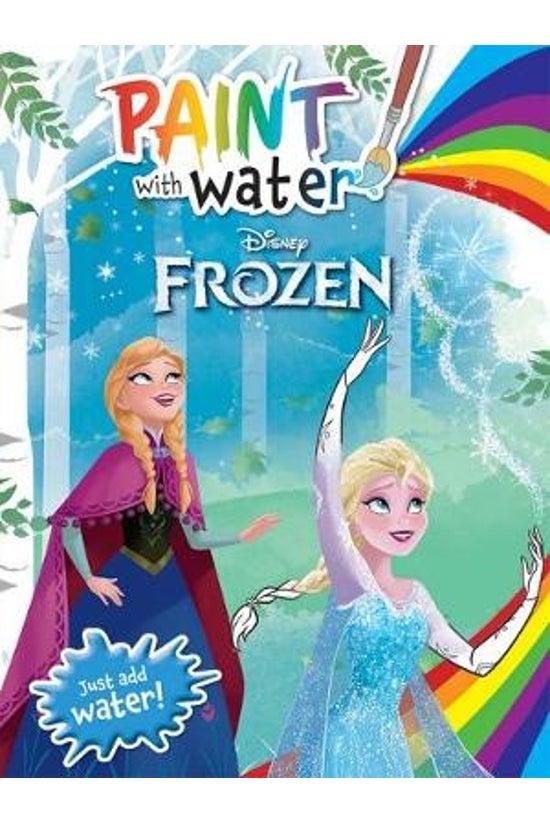 Disney Frozen: Paint With Wate...