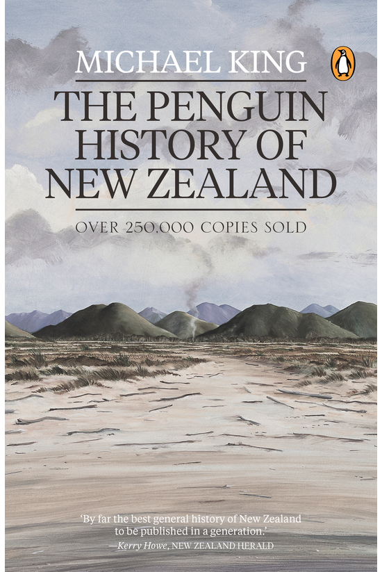 The Penguin History Of New Zea...