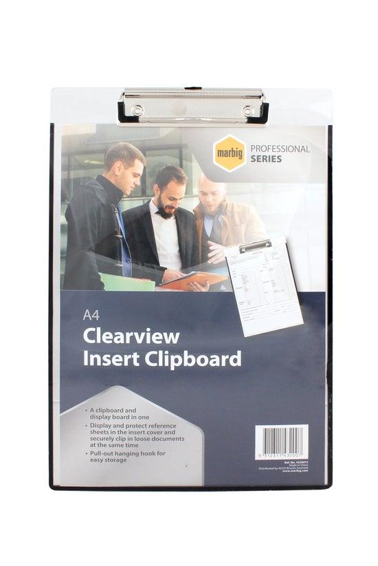 Marbig Clip Board Insert Cover...