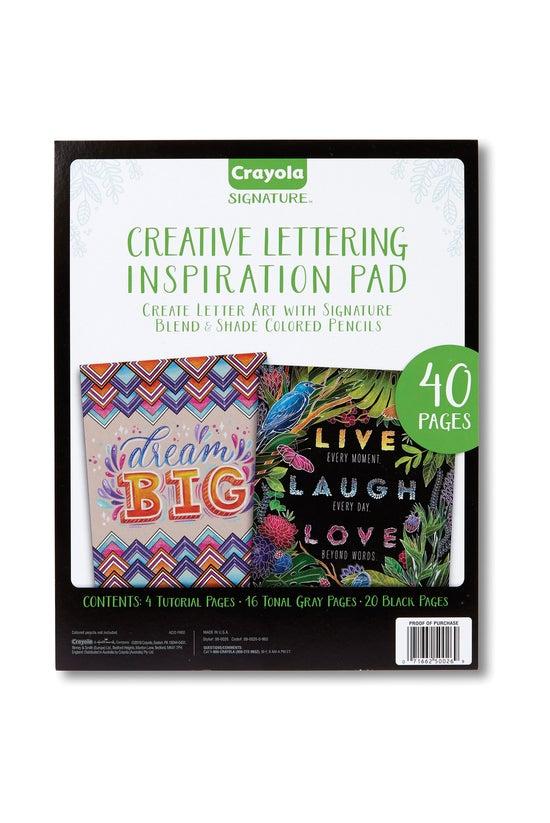 Crayola Signature: Creative Le...