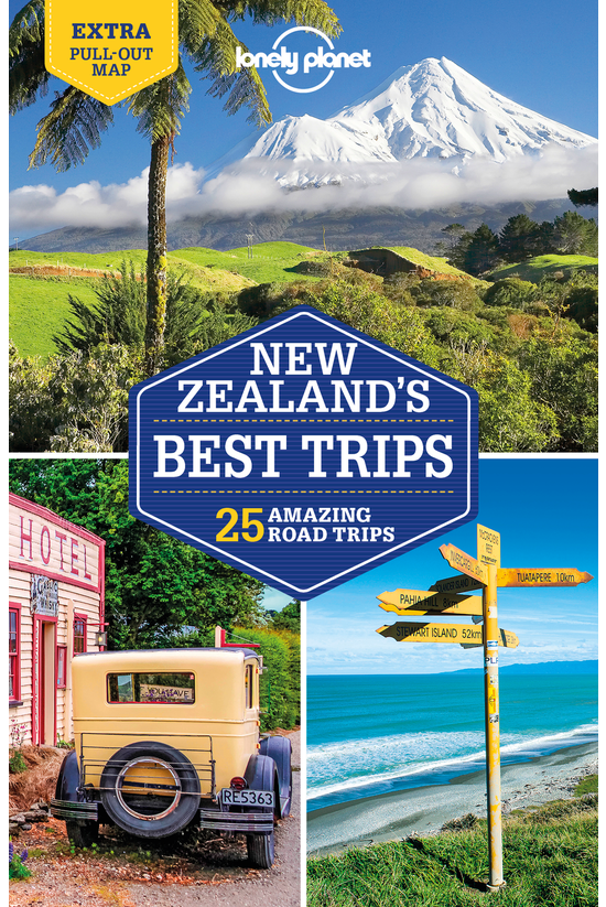Lonely Planet New Zealand's Be...