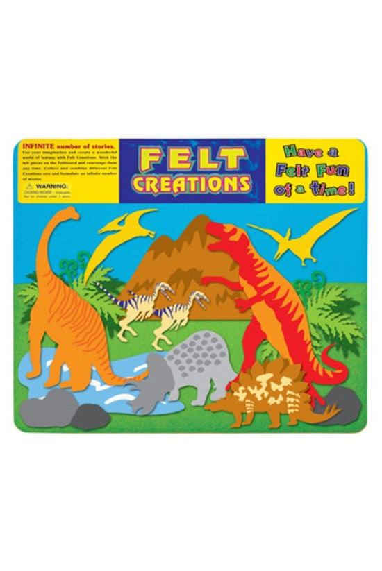 Felt Creations Dinos