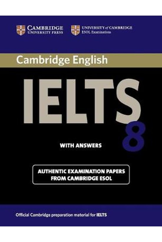 Cambridge Ielts 8 Student's Bo...