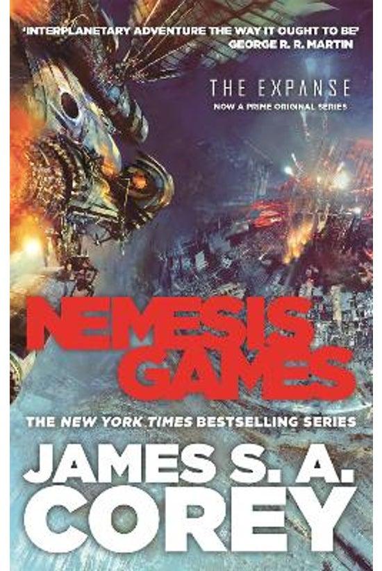 Expanse #05: Nemesis Games