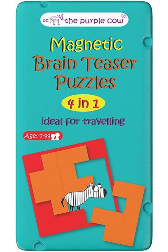 Purple Cow Magnetic Brain Teas...
