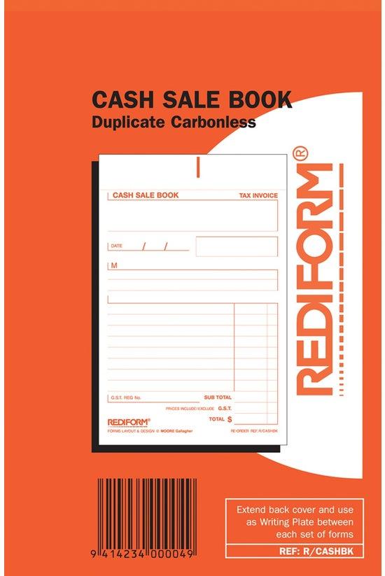Rediform Cash Sale Duplicate