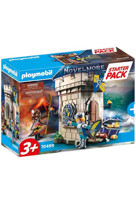 Playmobil Starter Pack Novelmo...